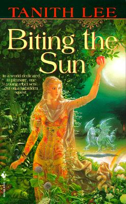 Biting the Sun By Lee, Tanith